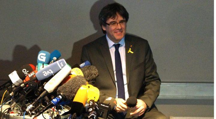 Puigdemont: Dialogverweigerung ist keine Option in der Demokratie