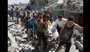 Mundo Sin Guerras y Sin Violencia: ¡Por el pueblo de Siria!