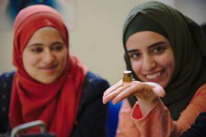 A Trieste si racconta la scienza: ospiti 4 studentesse palestinesi del progetto Science4People