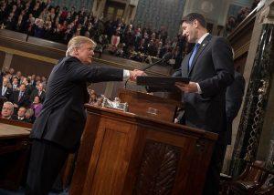 Ryan anatra zoppa, tegola per Trump