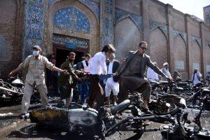 Afganistán: una nueva prueba de fuerza terrorista