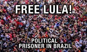 Convocatoria de movilización internacional por la libertad de Lula