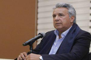 Presidente Moreno fija 12 horas para tener fe de vida de tres ecuatorianos secuestrados