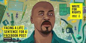 Blogger del Ciad scarcerato, scongiurato l'ergastolo