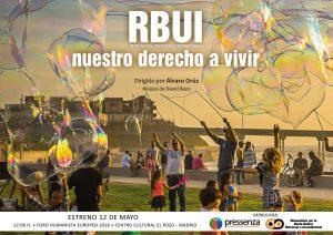 Première mondiale du documentaire sur le Revenu de Base Universel Inconditionnel « RBUI, notre droit de vivre »
