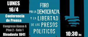Detenciones e intimidación en Jujuy a opositores políticos