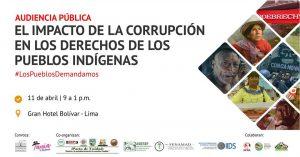 Pueblos originarios y corrupción, uno de los ejes de la Cumbre de los Pueblos