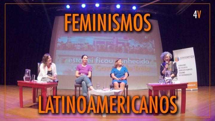 Feminismos latinoamericanos: conversatorio con Andrea Carabantes Soto, Susana Conejeros, Livia Gracola y Elisa Loncón