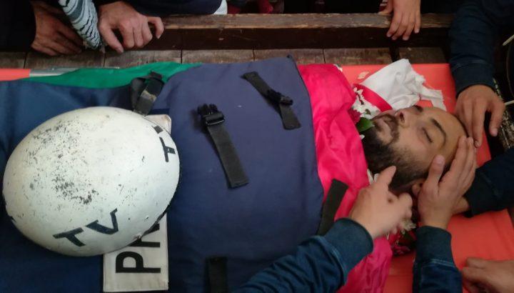 Gaza, il diritto di cronaca vittima dei cecchini