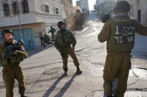 Ya son 17 las víctimas mortales de la represión en Gaza