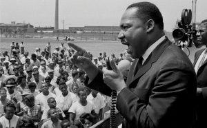 Nel cinquantesimo anniversario della morte di Martin Luther King