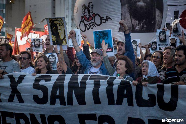 En Mar del Plata se marcha por Santiago Maldonado