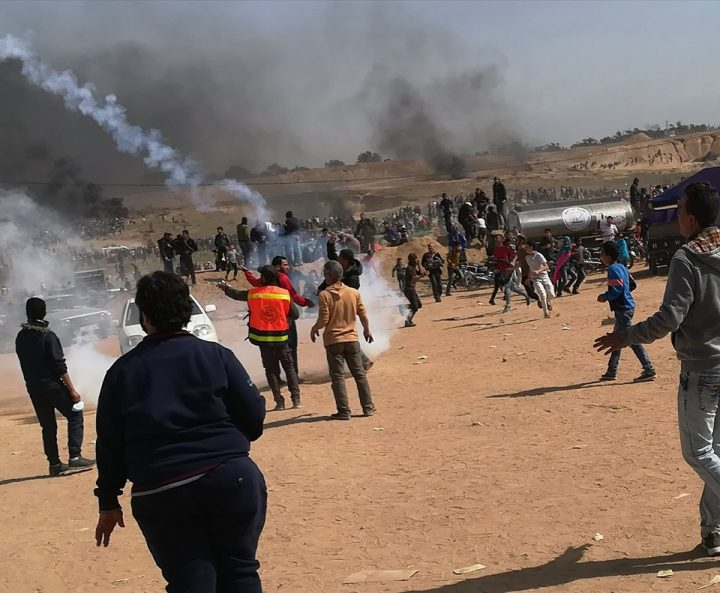 Gaza: another slaughter as the UN once again looks the other way