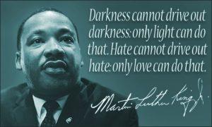 Lo scandalo di Martin Luther King: il potere dell'amore nero e americano