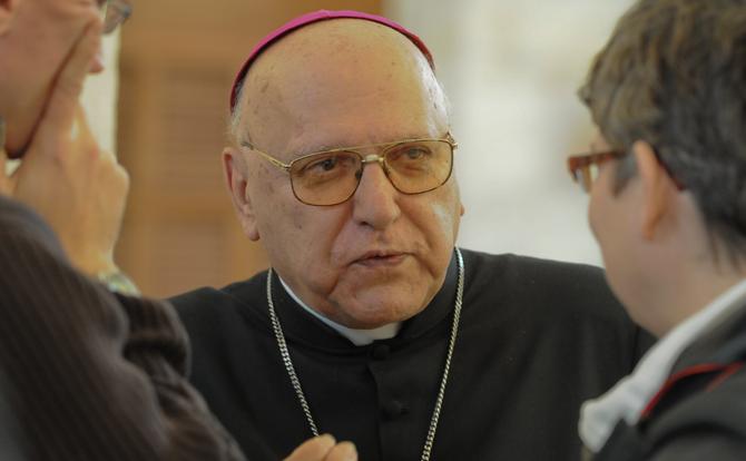 Sabbah, patriarca emerito in Terra Santa: noi abbiamo scelto la pace