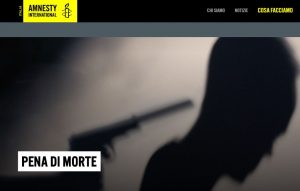 Uscito il rapporto annuale di Amnesty International sulla pena di morte