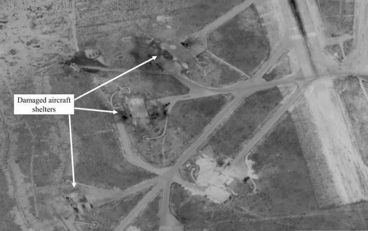 Bombardeos de EEUU, Francia y Reino Unido en Siria y derecho internacional: un breve análisis