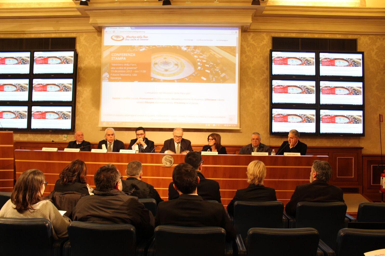 Nicola Lapenta: la Pace è il Bene Comune supremo da promuovere