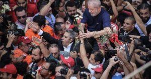 Una primavera de millones de Lulas