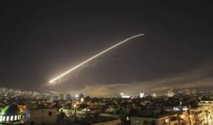 Attacco missilistico di USA, Francia e Gran Bretagna alla Siria