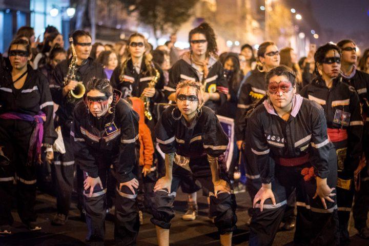 Χιλή: αντιστέκομαι άρα υπάρχω