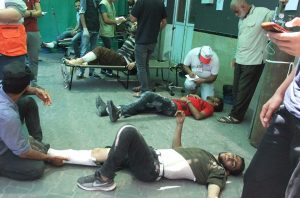 Sangue e resistenza in Palestina nel giorno della Nakba