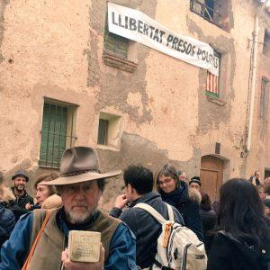 Rathaus von Barcelona strauchelt über Lluís Companys' Stolperstein
