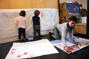 La ciudadanía se organiza para construir un Madrid más amigable con la infancia