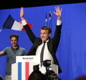 Emmanuel Macron and echoes of May 1968