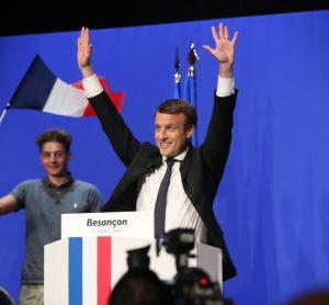 Ο Emmanuel Macron και ο απόηχος του Μάη '68