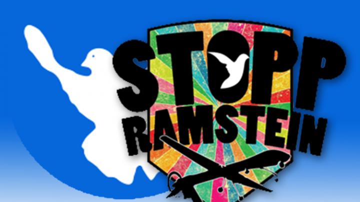 Para darle un rostro a la paz: Varias protestas contra la Base Aérea Ramstein de EE. UU.