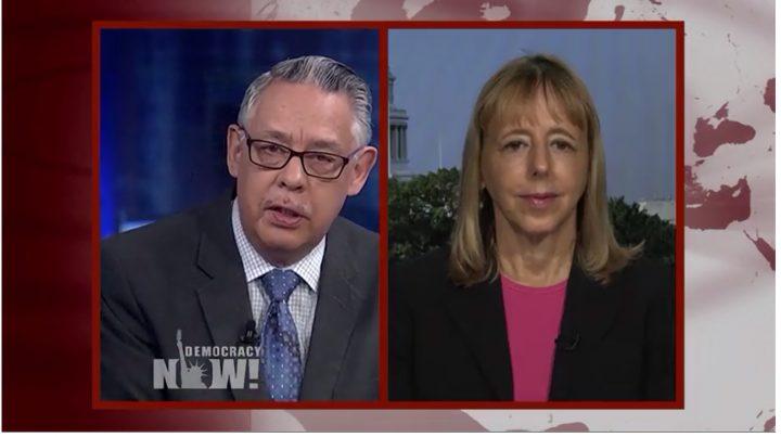 Medea Benjamin: El Movimiento por la Paz debe movilizarse para apoyar la diplomacia en Irán y Corea del Norte