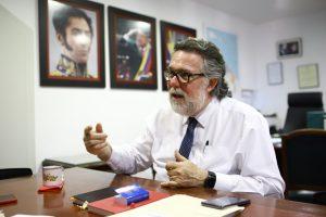 Ricardo Capella, Consul général du Venezuela à Barcelone : «…maintenant nous récupérons la production autochtone qui avait cessé d'être produite»