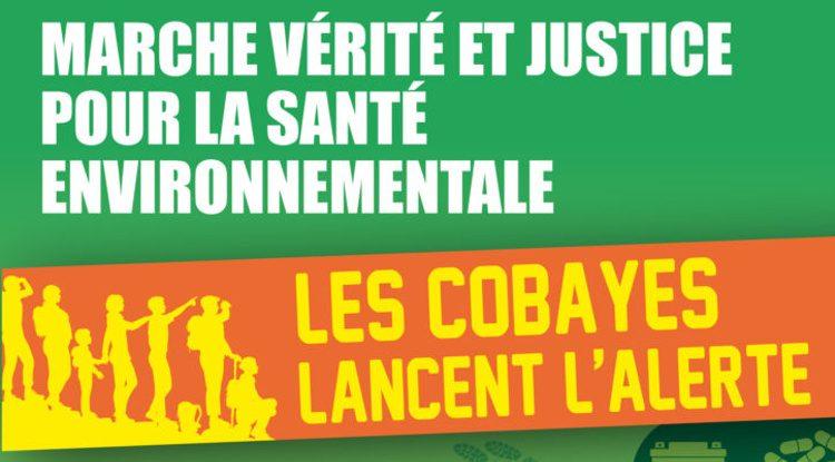 Marche Vérité et Justice pour la santé environnementale