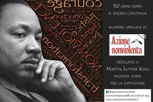 Numero monografico di Azione Nonviolenta su Martin Luther King