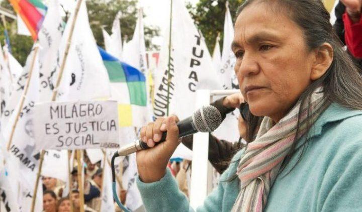 Großer Erfolg des Internationalen Festivals für die Freiheit von Milagro Sala