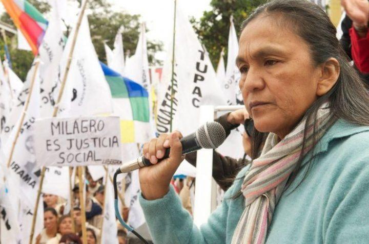 Akademie der Künste in Berlin fordert sofortige Freilassung von Milagro Sala
