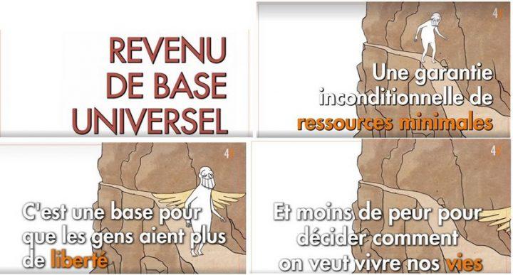 [Video] Ingreso Básico Universal: «Tomando el Control de Nuestras Vidas»