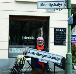Berlino decolonizza alcune strade