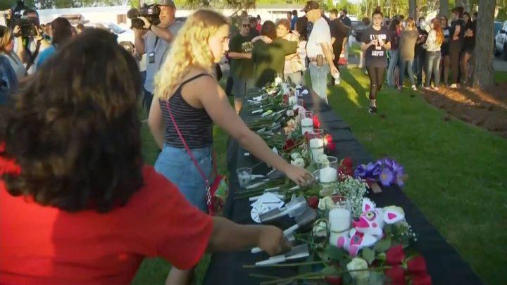 8 Students & 2 Teachers Killed in Shooting Rampage at Santa Fe, TX High School