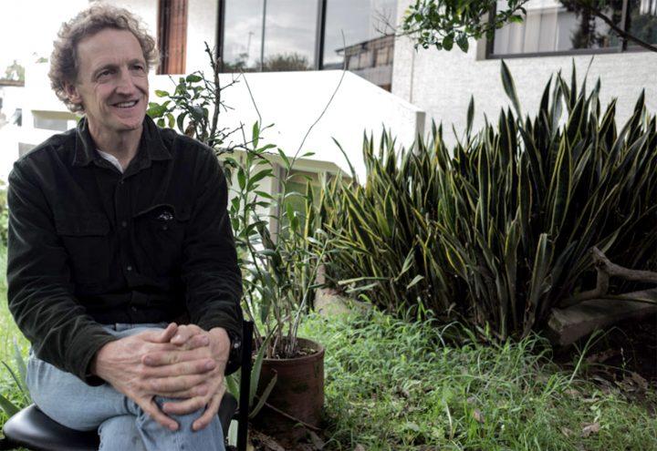 """""""Sin consumo responsable no habrá agroecología"""": Stephen Sherwood"""