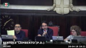 El Ayuntamiento de Milán aprueba la moción sobre desarme nuclear