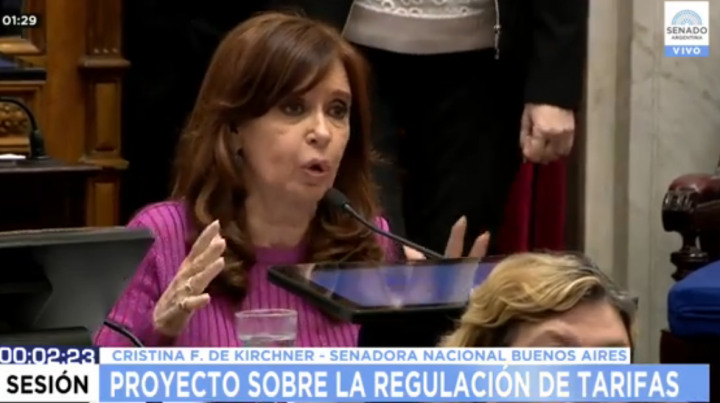 Aprueban ley de Emergencia Tarifaria en Argentina
