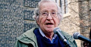 Noam Chomsky Discusses Iraq