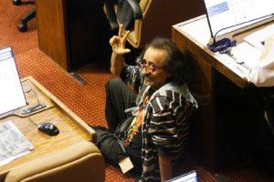 Morales destaca apoyo de diputado chileno a la demanda marítima boliviana