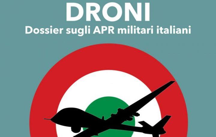 Il dossier MIL€X sui droni militari italiani