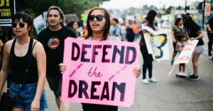 """USA: piccola sommossa contro Ryan e speranza per i """"Dreamers"""""""