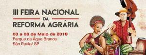 MST inició la III Feria Nacional de la Reforma Agraria en Sao Paulo