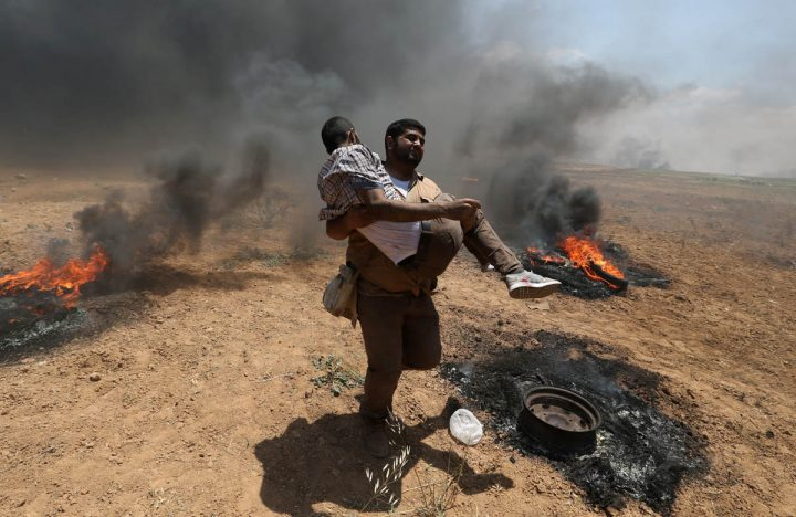 Crimini di guerra israeliani in Palestina: dichiarazioni di Amnesty