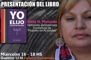 Presentan libro testimonial sobre el delito de trata de personas en Argentina
